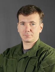 Инструктор Центра рукопашного боя по системе Кадочникова в Москве Желтяков Игорь Владимирович